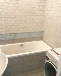 Ремонт маленького туалета фото