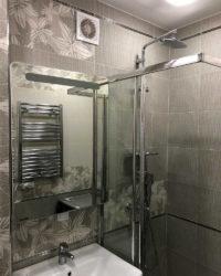 Ремонт ванны совмещенной с туалетом фото
