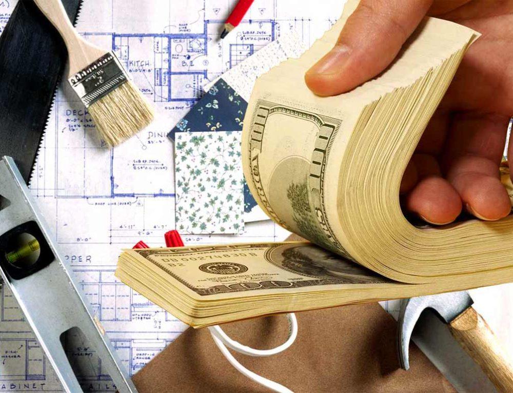 Планирование затрат при ремонте помещений
